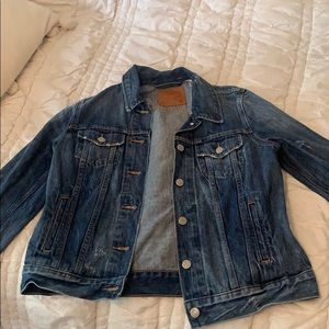Medium Wash Levi Jean Jacket